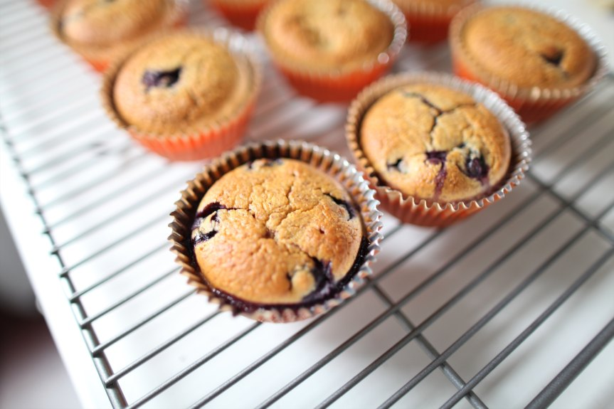 12-Step Happiness Muffins